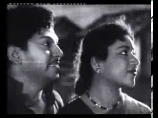 SSR and C.R.Vijayakumari in Thanga Rethinam
