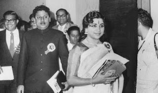 SSR and C.R.Vijayakumari