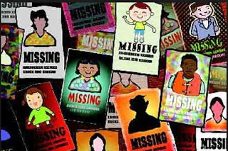 Children in India Missing