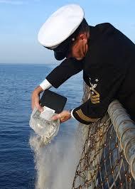 Dissolving Cremains in Ocean