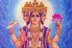 Brahma The Hindu God of Creations