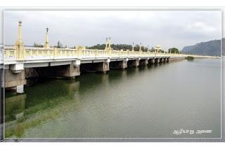 Aliyar Reservoir