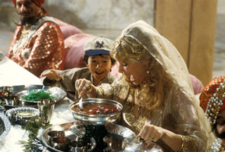 Eye Balls Soup in Indiana Jones and Temple of Doom Movie