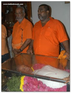 M N Nambiar Expired in Chennai