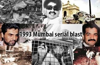 1993 Mumbai Serila Bombs Blasts Case