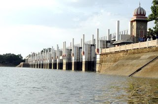 Poondi Sathyamoorthy Reservoir