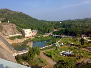 Sathanur Dam Park