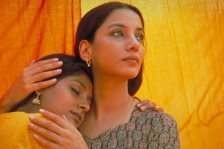 Shabana Azmi and Nandita Das in Fire Movie
