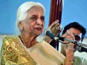 Indian Classical Singer Girija Devi
