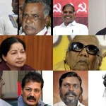 List of Political Parties-Alliances-CM Candidates- 2016 Tamilnadu Assembly Elections