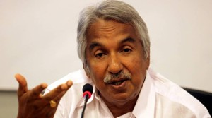 Kerala Chief Minister Oommen Chandy at the Indian Express Idea Exchange in New Delhi. *** Local Caption *** Kerala Chief Minister Oommen Chandy at the Indian Express Idea Exchange in New Delhi. Express photo by RAVI KANOJIA. New Delhi sept 22nd-2011