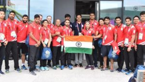 Indian Team Commonwealth Games