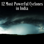 Cyclones in India – Deadliest