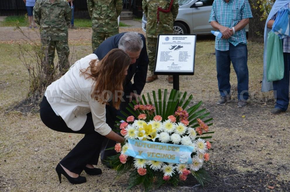 Villaguay rindió homenaje a Veteranos de Malvinas Noticias