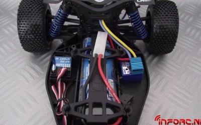 Twister S10 RTR, con todo lo que necesitas para divertirte