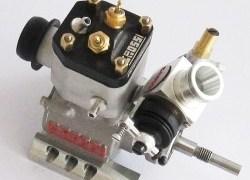 Motores Grossi engines, refrigeracion liquida