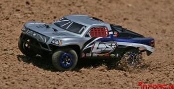 Losi micro BL 2.4ghz Rally car y Short Course