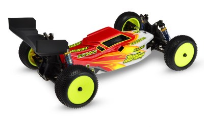 Carroceria Finnisher para Team Durango DEX410
