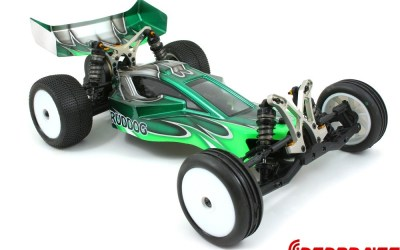 Carroceria para Team Durango DEX210 de Pulse-RC