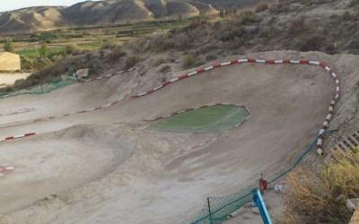 El club CAM de Zaragoza busca colaboradores para las obras del circuito