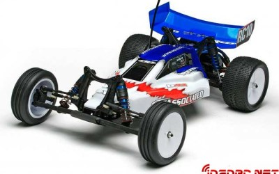 Team Associated RC10B4.1 RTR Lipo Combo