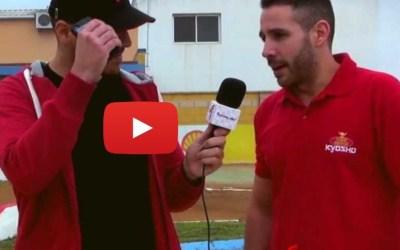 Entrevista: Juanma Vera con Kyosho, nuevo sponsor de infoRC.net