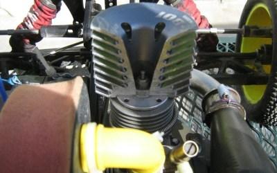 Motor Ninja cortado por la mitad. . .no te pierdas las fotos