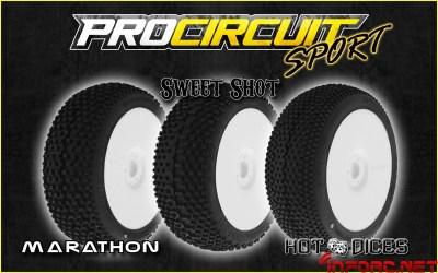 ProCircuit Sport, ruedas de competicion dirigidas al usuario normal