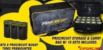 Crea un nombre para el nuevo modelo de rueda de Pro Circuit