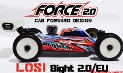 Bittydesign Force 2.0 Losi