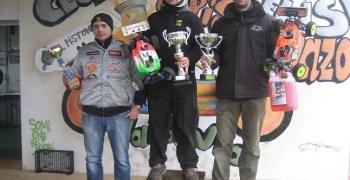 Carlos Russo, primera carrera con su INTECH BR6, primera victoria