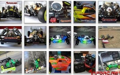 Galería de fotos para vuestros coches