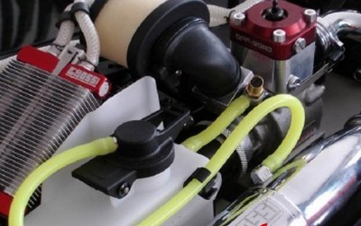 Analisis de la refrigeracion, líquida o por aire, en motores glow