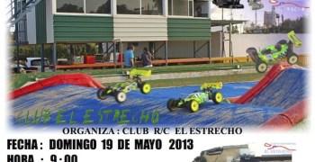 Tercera prueba del provincial de Cadiz 1/8 tt gas en el club El Estrecho