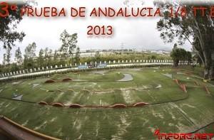 3ª Prueba Campeonato Andaluz 1/8 TT.E 2013