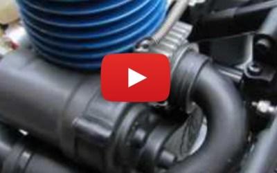 VIDEO: Buggy 1/8 tt gas, arrancando desde la emisora