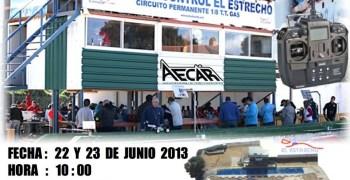 4ª Prueba del Campeonato de Andalucía 1/8 TT GAS 2013, San Roque, Cádiz