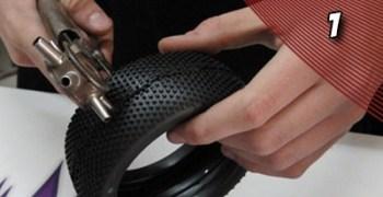 Tutoriales de Ty Tessmann en español: Pegar ruedas