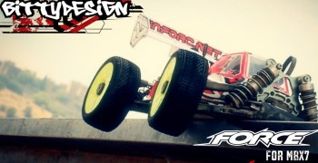 Bittydesign Force para Mugen MBX7, promo video