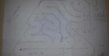 Lebrija, proceso de construcción de un circuito