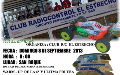 San Roque, Warm Up de la última prueba del Andaluz 1/8 e 2013