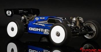 Nuevo Team Losi Racing 8ight-E 3.0