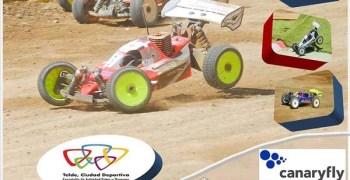 Recta final del campeonato 1/8 TT GAS en Gran Canaria