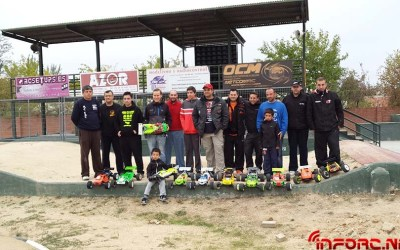 Crónica del Campeonato de España Truggy 2013, por Bastian Wiechert