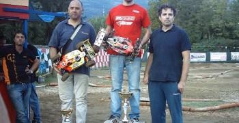 Alessandro Iadecola consigue el primer puesto en Italia con el INTECH BR-6
