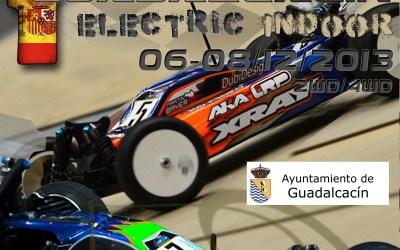 Guadalacín Electric Indoor, el mejor evento para acabar la temporada