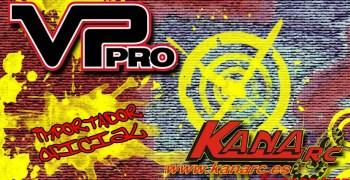 KanaRC, importador oficial de VP Pro para España