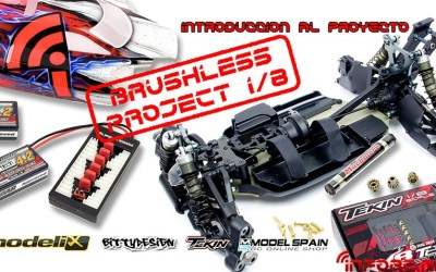 Brushless Project 1/8. Vídeo de introducción al proyecto