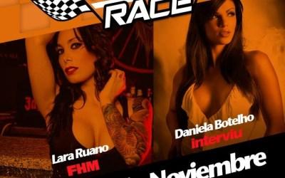 Lara Ruano y Daniela Botelho en la Merlin Race