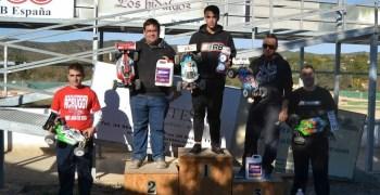 Andrés Marcelino se estrena con VP Pro ganando en el provincial de Castellón